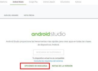 descargar android studio